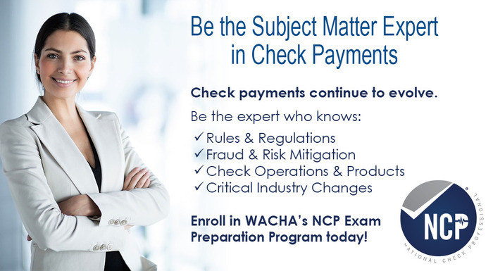 Become a National Check Professional